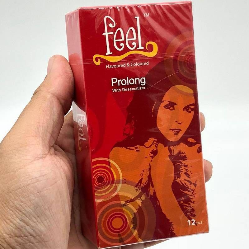 Feel Prolong có nguồn gốc từ Malaysia