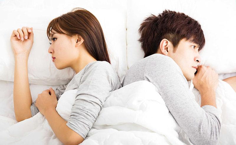 Xuất tinh sớm gây ảnh hưởng lớn đến đời sống hôn nhân