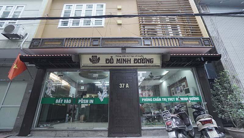 Nhà thuốc dòng họ Đỗ Minh