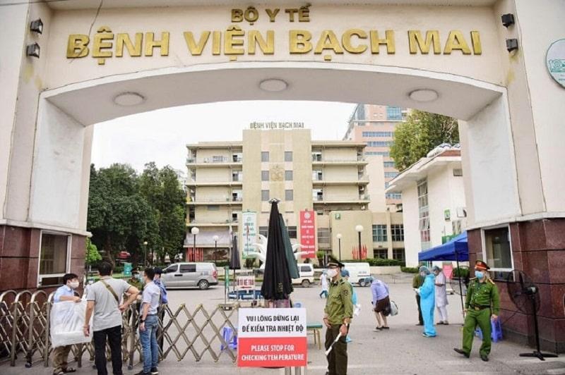 Trung tâm Nam học của Bệnh viện Bạch Mai cũng là địa chỉ đáng tin cậy