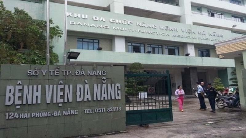 Bệnh viện đa khoa Đà Nẵng được nhiều bệnh nhân ở miền Trung đến thăm khám