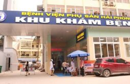 Bệnh viện phụ sản Hải Phòng