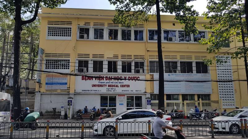 Bệnh viện đại học Y Dược địa chỉ chữa xuất tinh sớm nổi tiếng tại Sài Gòn