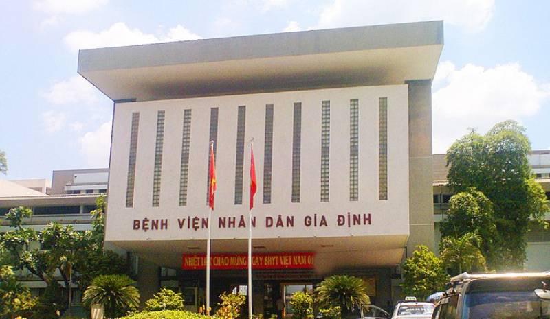 Bệnh viện nhân dân Gia Định được nhiều người lựa chọn để chữa xuất tinh sớm ở miền Nam