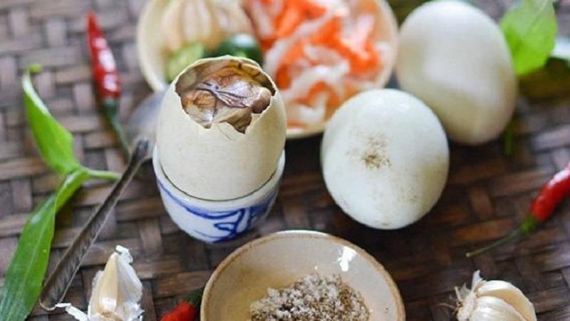 Chữa yếu sinh lý bằng trứng vịt lộn cho hiệu quả tốt