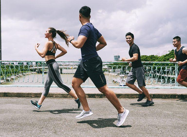Tập luyện thể dục thể thao giúp cải thiện di tinh hiệu quả