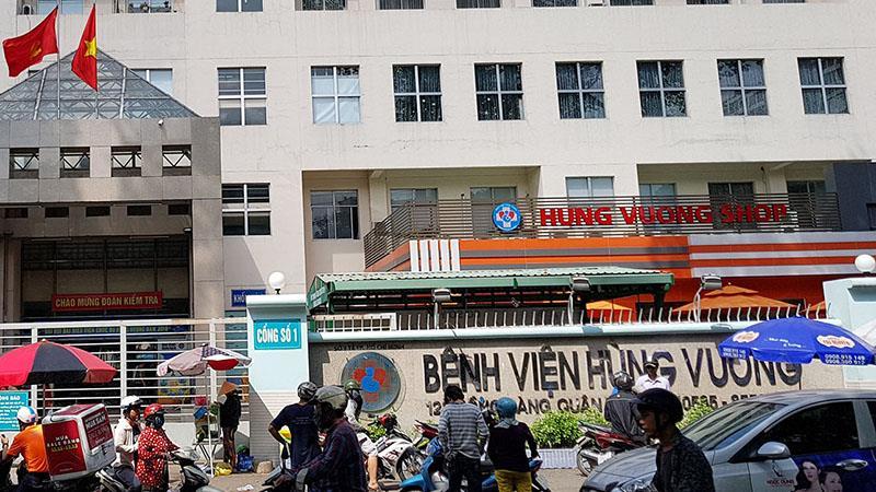 Bệnh viện Hùng Vương là địa chỉ chuyên điều trị xuất tinh sớm ở Sài Gòn