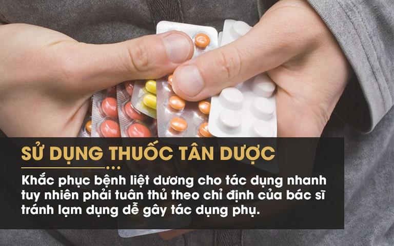Dùng thuốc tân dược cần chú ý tránh tác dụng ngược