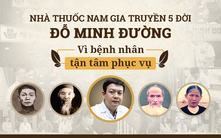 5 đời truyền nhân của dòng họ Đỗ Minh