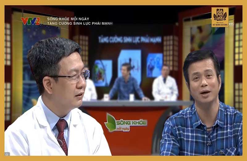 Hiệu quả điều trị yếu sinh lý của nhà thuốc được người nổi tiếng công nhận