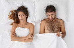 Quan hệ lần đầu bị xuất tinh sớm có sao không là băn khoăn của nam giới