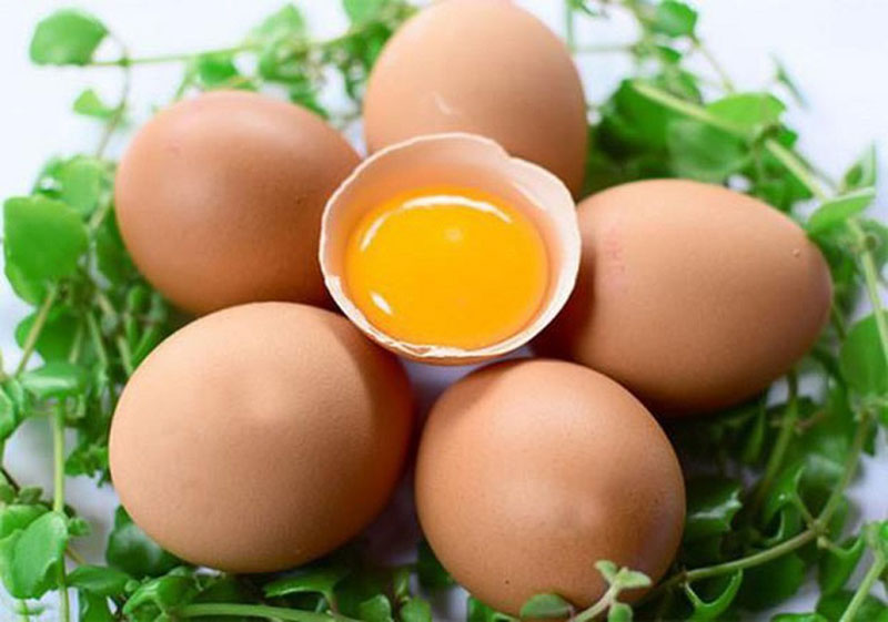 Bạn có thể tăng cường trứng trong bữa ăn hàng ngày