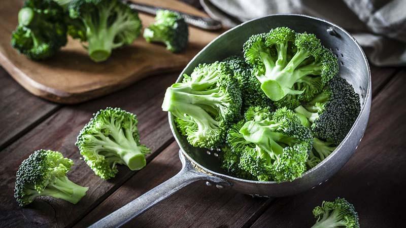 Bông cải xanh là thực phẩm tăng cường sinh lý nam