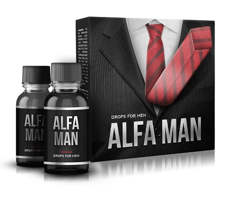 Alfa Man được sản xuất tại Nga theo công nghệ hiện đại