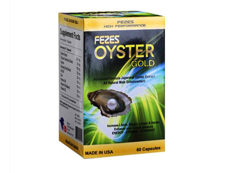 Oyster Gold là thuốc tăng sinh lý nam của Mỹ được sản xuất bởi công ty Eagle Chemical INC