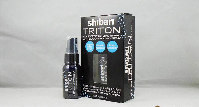 """Sản phẩm trị xuất tinh sớm Shibari Triton giúp cả hai đạt được khoái cảm khi """"yêu"""""""