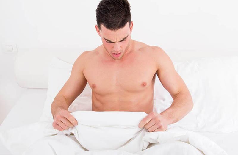 Xuất tinh sớm do thủ dâm là tình trạng khá phổ biến ở nam giới