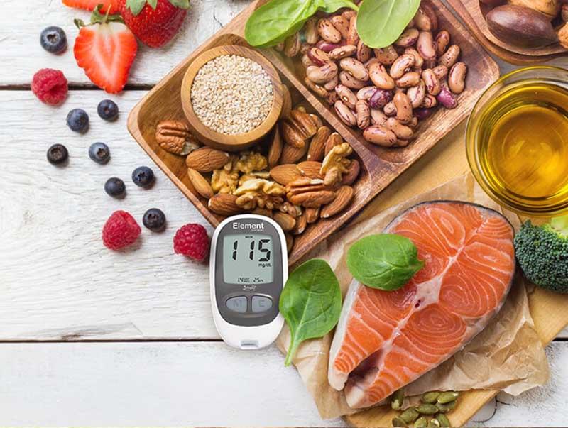 Chế độ ăn uống của người bệnh cần được kiểm soát
