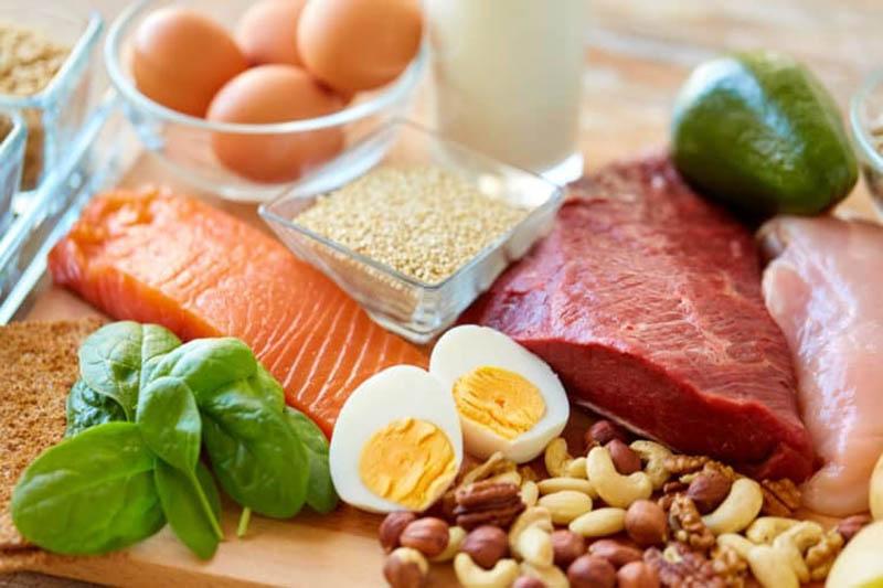 Dinh dưỡng là yếu tố rất quan trọng để cải thiện sức khỏe tổng thể cũng như sức khỏe sinh sản