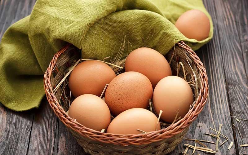 Trứng gà là thực phẩm bổ dưỡng