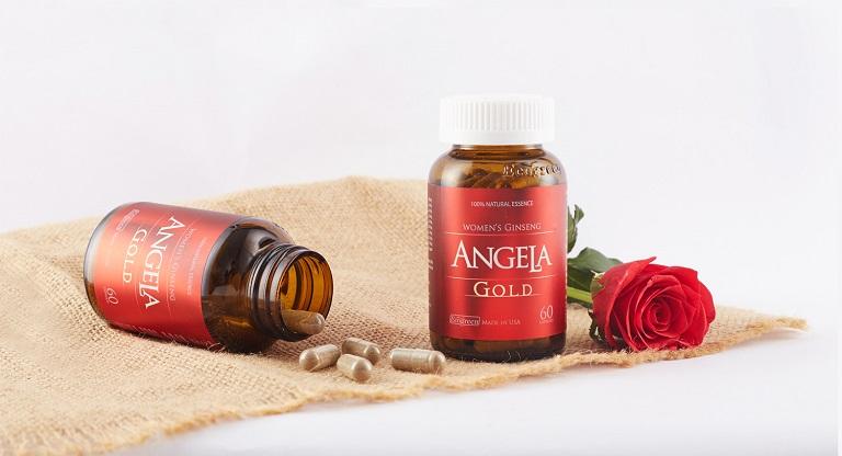 Sâm Angela Gold – giải pháp tuyệt vời cho sinh lý nữ