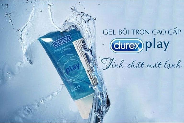 Gel chống xuất tinh sớm Durex