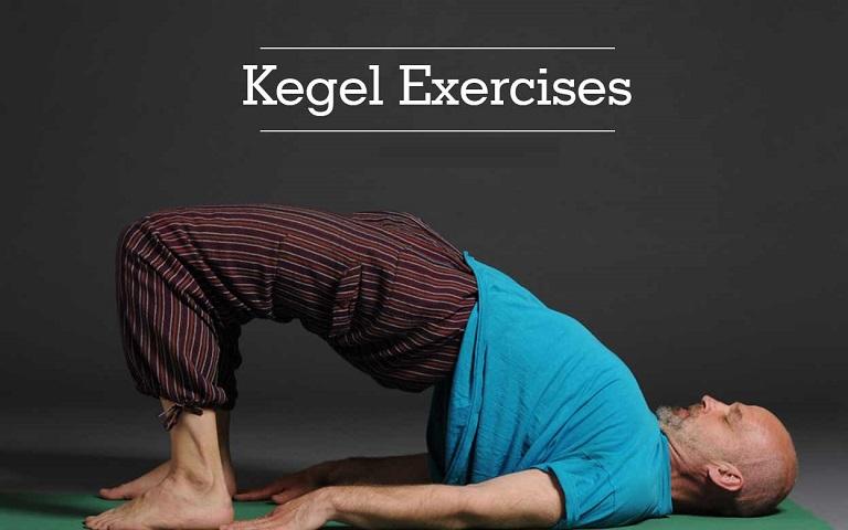 Bài tập Kegel cải thiện xuất tinh sớm