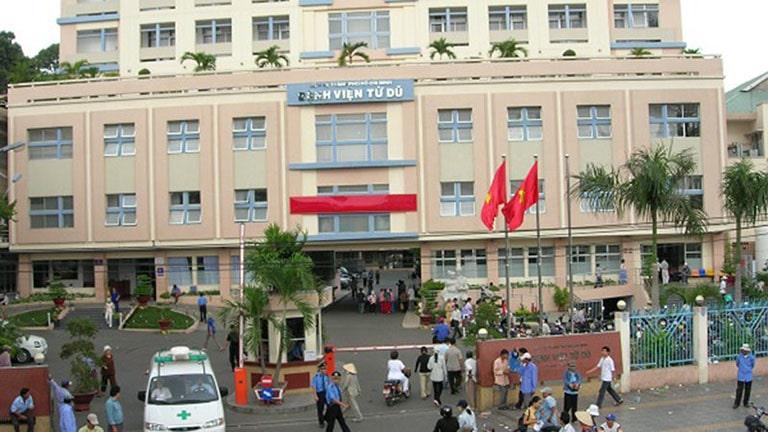Bệnh viện Từ Dũ nổi tiếng chữa bệnh liệt dương