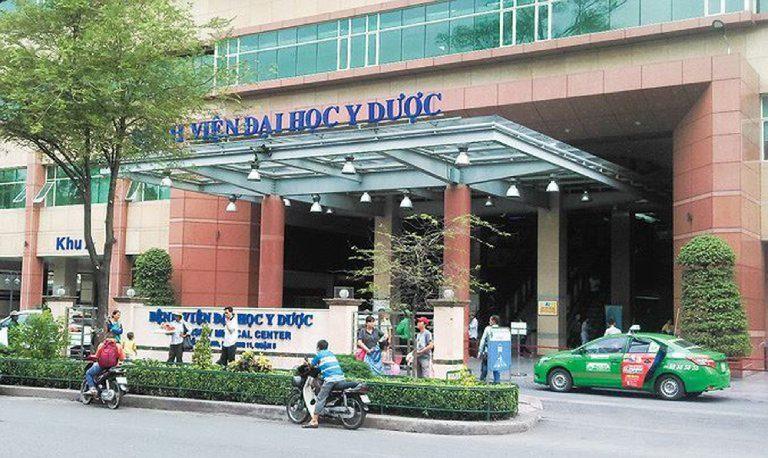 Bệnh viện Đại học Y Thành phố Hồ Chí Minh nổi tiếng chữa bệnh liệt dương