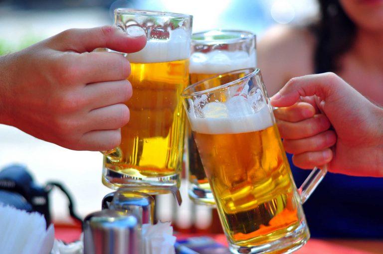 Rối loạn cương dương kiêng sử dụng rượu bia