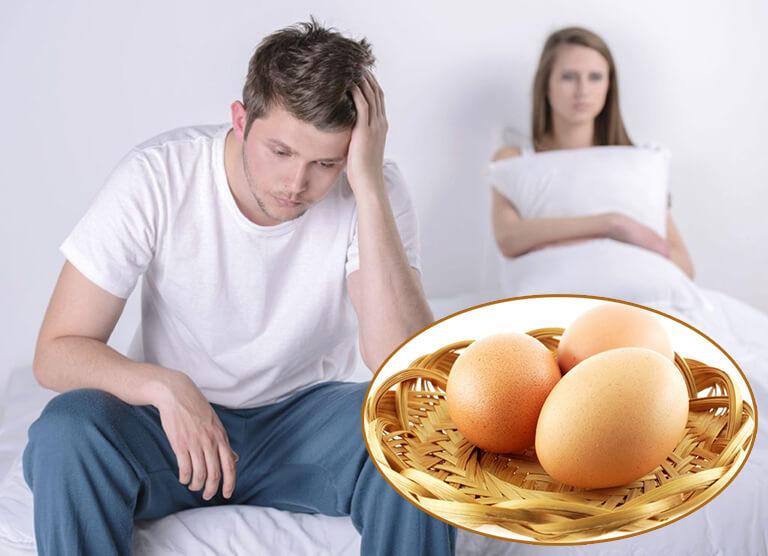 Bài thuốc từ trứng gà đơn giản, dễ thực hiện
