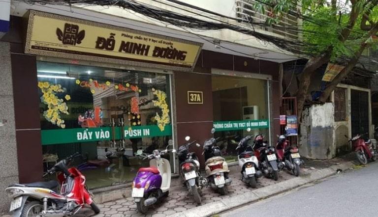 Anh Hiếu tin tưởng đến nhà thuốc Đỗ Minh Đường để chữa bệnh
